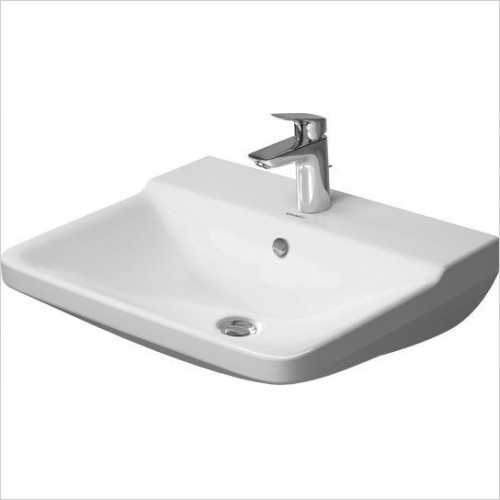 Duravit - Basins - P3 Comforts Washbasin 550mm 1TH