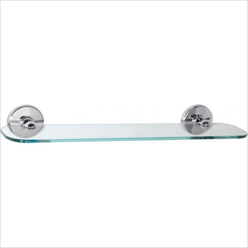 Roper Rhodes Accessories - Wessex Toughened Clear Glass Shelf
