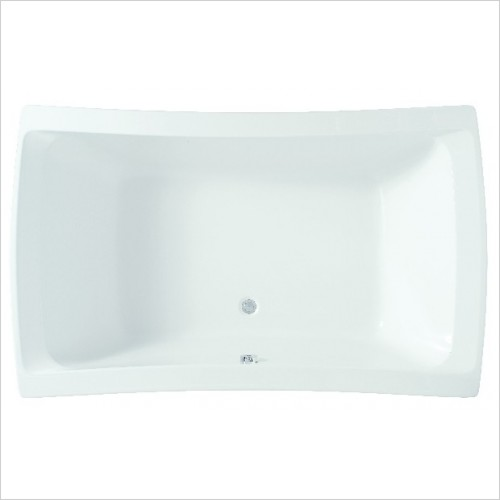 Adamsez Baths - Signa Grand Inset Bath 2000x1260mm