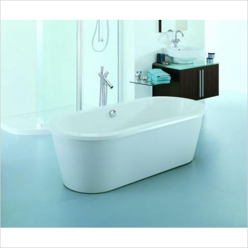 Adamsez Baths - Eclipse Advance Freestanding Bath 1740x800mm