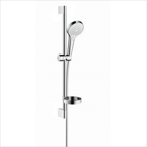 Hansgrohe Showers - Croma Select S VarioShower Head Set With Soap Dish