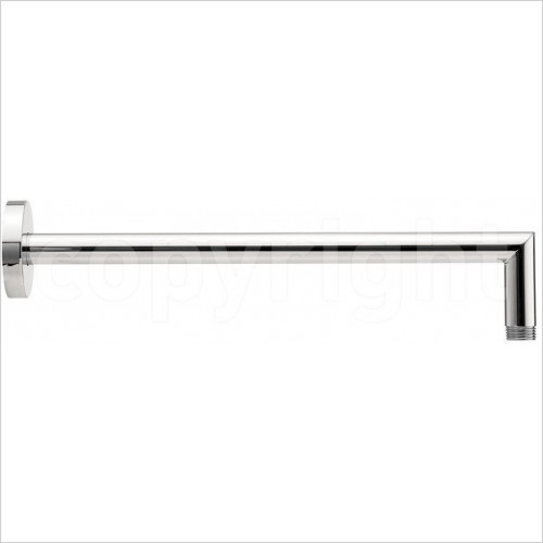 Crosswater Showers - Square Shower Arm 310mm