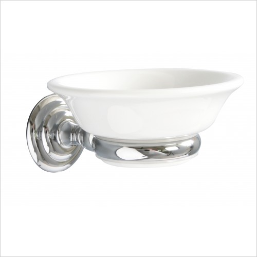 Richmond Soap Dish & Holder
