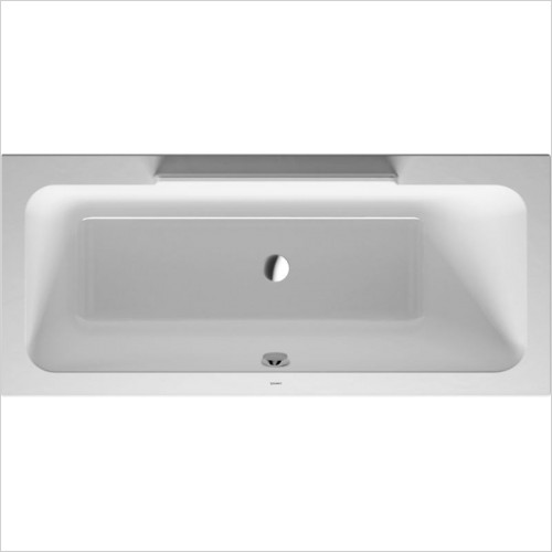 Duravit Baths - DuraStyle Bathtub 1700x750mm Built-In Or For Panel Left