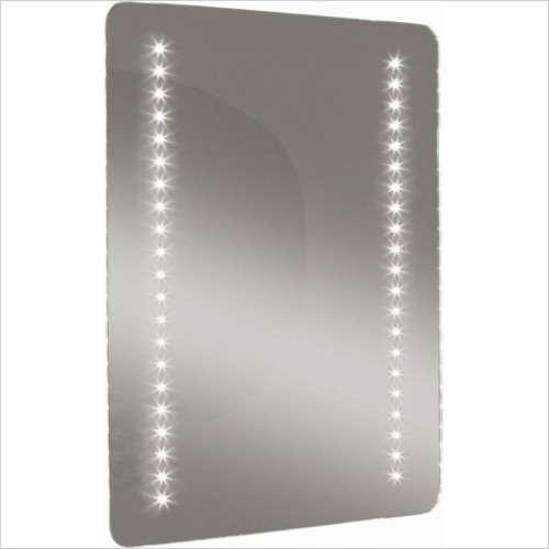 Roper Rhodes Accessories - Clarity Flare LED Mirror 730 x 530 x 40mm