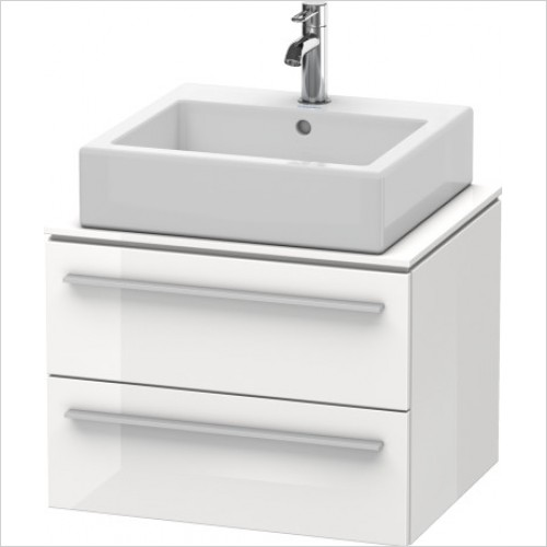 Duravit Furniture - X-Large Vanity Unit For Console 440x600x478mm 2 Drawers