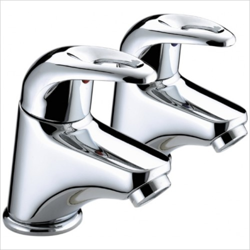 Bristan Taps - Java Basin Pillar Taps