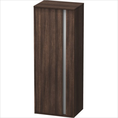 Duravit Furniture - Ketho Tall Bathroom Cabinet 360x500x1320mm Right Hand Hinge