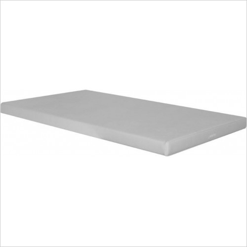 Duravit Optional Extras - Tub Cover 800x395mm 2 Pieces