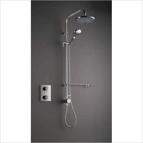 Matki Showers - Elixir Classic Shower Valve With Accessories
