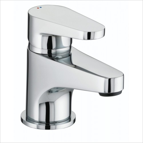 Bristan Taps - Quest Basin Mixer With Clicker Waste