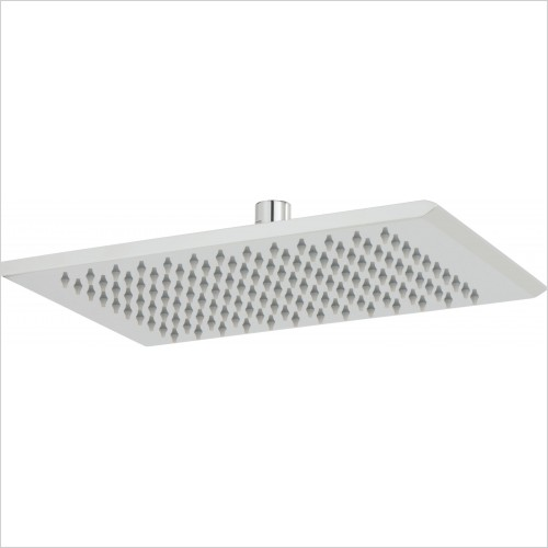 VADO Showers - Omika 200mm x 300mm Shower Head
