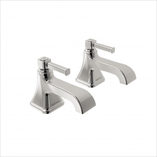 Heritage Taps - Somersby Basin Pillar Taps