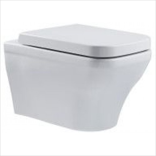 Roper Rhodes Toilets - Cover Wall Hung WC Pan