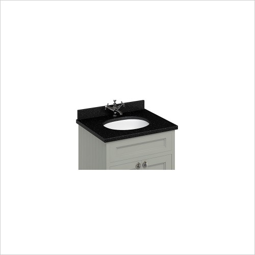 Burlington Basins - Minerva 1340 Top With Vanity Bowl