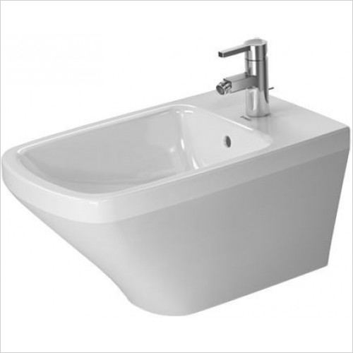 Duravit Bidets - DuraStyle Bidet Wall Mounted 620mm 1Tap Hole