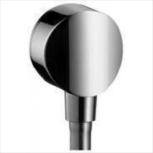 Hansgrohe Showers - Fixfit S Wall Mounted Wall Outlet