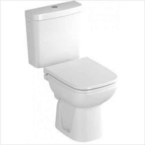 Vitra Optional Extras - 5428 S50 Compact Cistern (Inc Fitt)