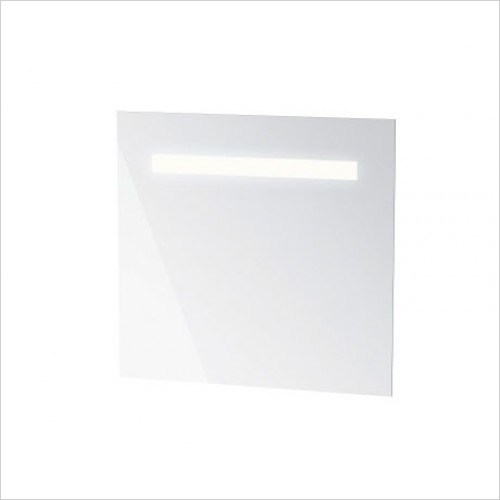 Duravit Accessories - Ketho Mirror With Lighting 750x800x41mm