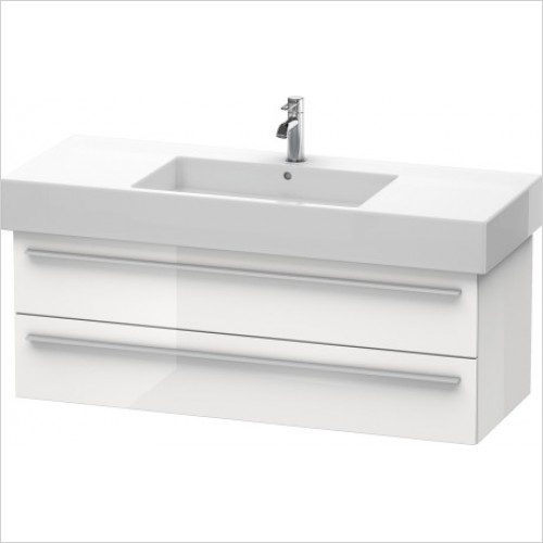 Duravit Furniture - X-Large Vanity Unit 448x800x468mm  - White HighG -XL6352