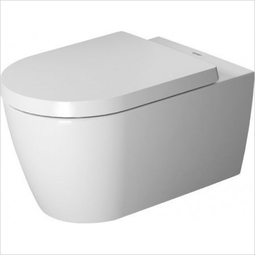 Duravit - Toilets - ME By Starck Toilet Wall Mounted 570mm Washdown Durafix