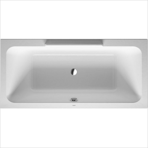Duravit Baths - DuraStyle Bathtub 1900x900mm Built-In Or For Panel