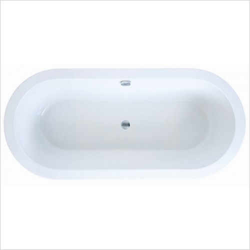 Adamsez Baths - Eclipse Inset Bath 1740x800mm