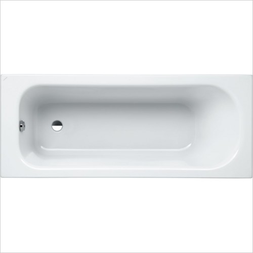 Solutions Wellness Rectangular Bathtub 1700 x 700 x 620mm