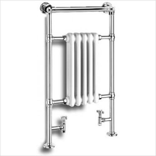 Reina Radiators - Oxford Radiator 960 x 538mm - Central