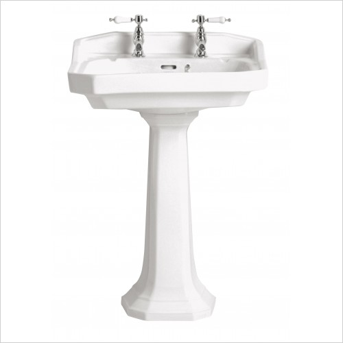 Heritage Basins - Granley Standard Basin 2TH