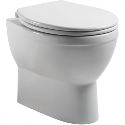 Roper Rhodes Toilets - Minerva Back To Wall WC Toilet Pan