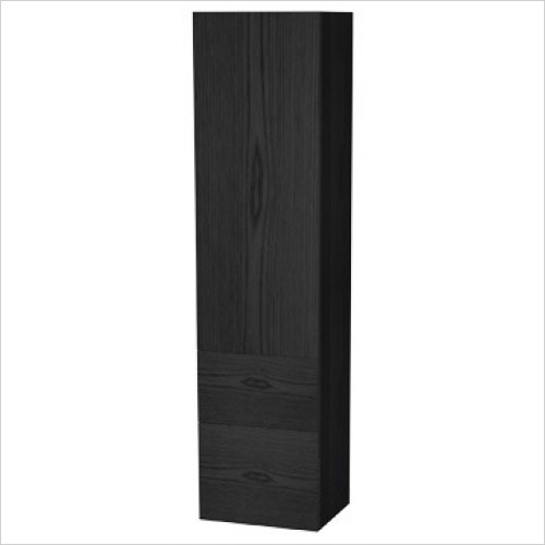 Miller Furniture - New York Tall Cabinet With Door Storage 2 Door RH