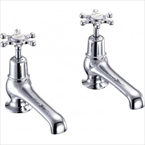 Burlington Taps - Birkenhead Bath Taps