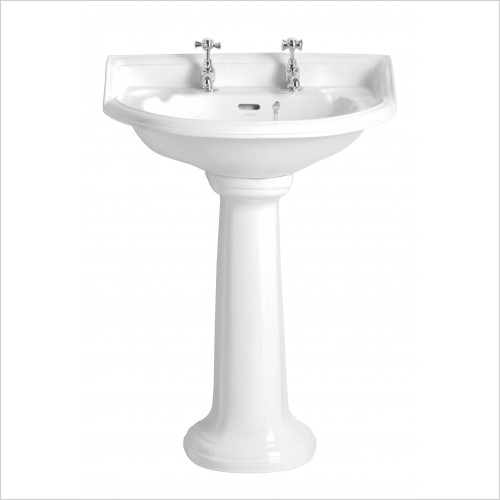 Heritage Basins - Dorchester Standard Basin 1TH
