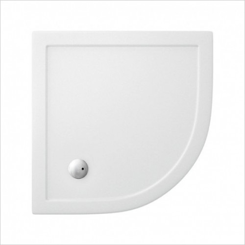 Simpsons Shower Enclosures - OffSet Quadrant Tray 900 RH