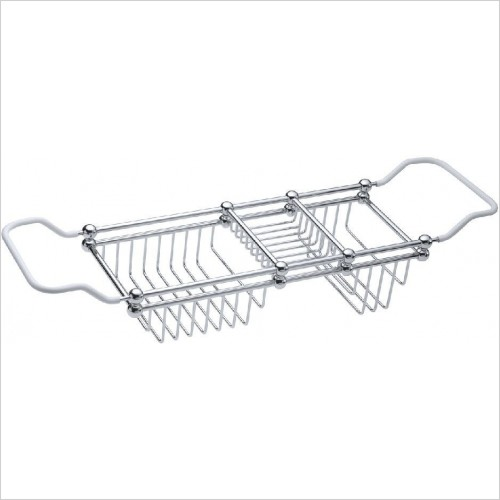 Perrin and Rowe Accessories - Traditional Bath Rack