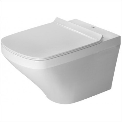 Duravit - Toilets - DuraStyle Toilet Wall Mounted 540mm Washdown Rimless Durafix