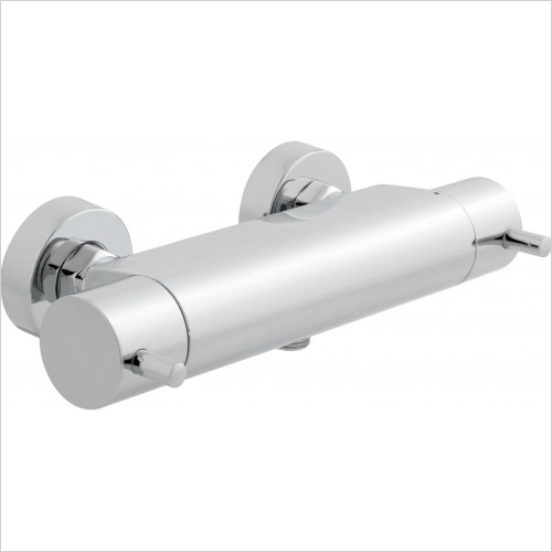 VADO Showers - Celsius 3/4'' Exposed Thermostatic Shower Valve
