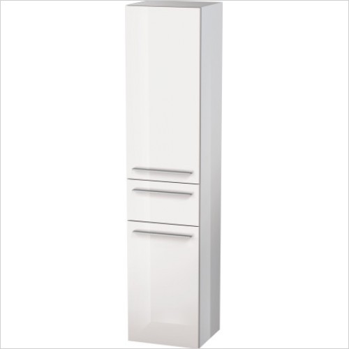 Duravit Furniture - X-Large Tall Cabinet 1760x400x358mm RH Hinge