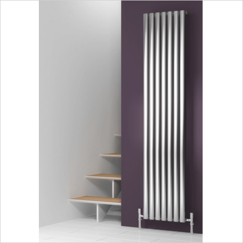 Nerox Single Radiator 1800 x 413mm - Central