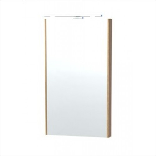 Miller Accessories - London/New York Mirror 40cm