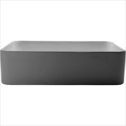 Bauhaus Basins - Sante Fe Counter Basin 550mm