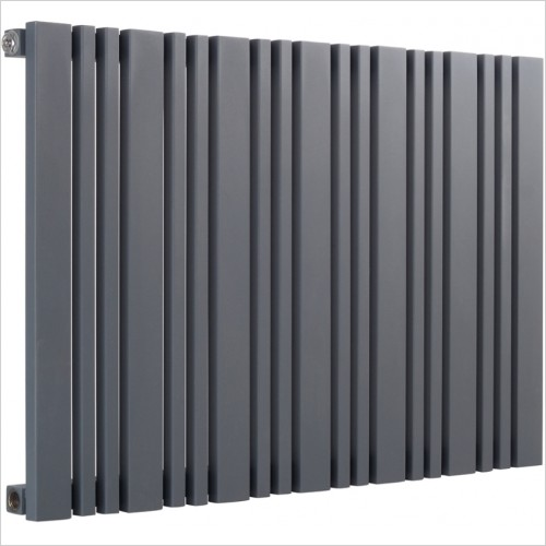 Reina Radiators - Bonera Horizontal Radiator 550 x 1284mm - Electric