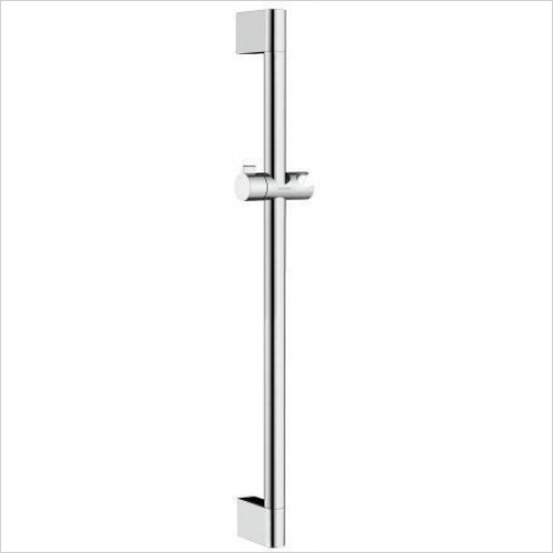 Hansgrohe Showers - Unica' Croma Wall Bar 650mm Without Shower Hose
