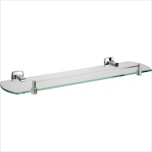 Miller Accessories - Denver Glass Shelf