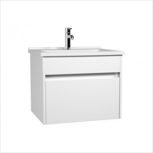 Vitra Furniture - S50 Washbasin Unit 60cm Including Basin