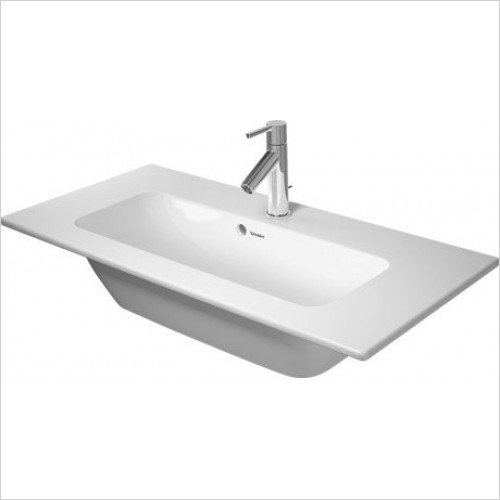Duravit - Basins - Furniture Basin 830mm Me By Starck Compact