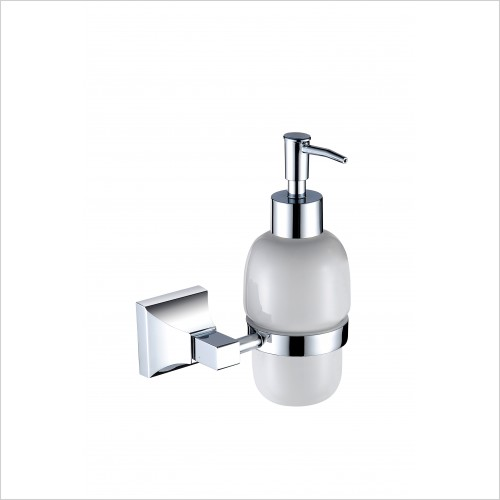 Heritage Accessories - Chancery Soap Dispenser
