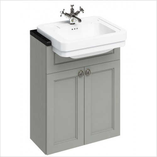 Burlington Furniture - 600 Double Door Basin Unit