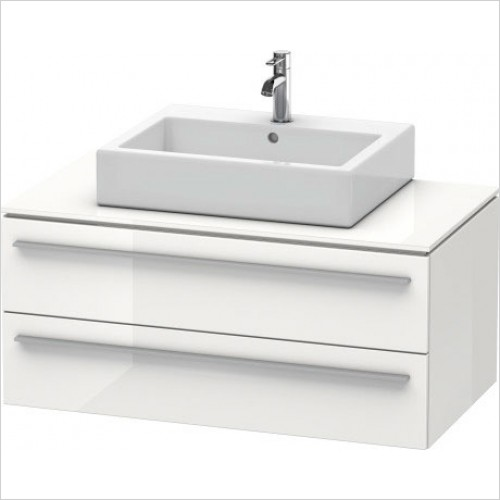 Duravit Furniture - X-Large Vanity Unit For Console 440x1000x548mm - White
